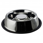 Bella N Chaser Raised Bottom Pet Bowl By