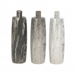 Benzara Charming Ceramic Vase Assorted 3